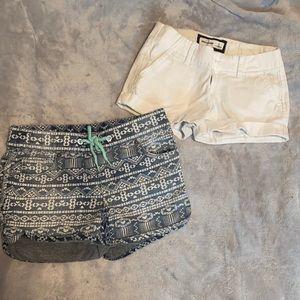 Abercrombie and Cat & Jack Size 8 Girls Shorts